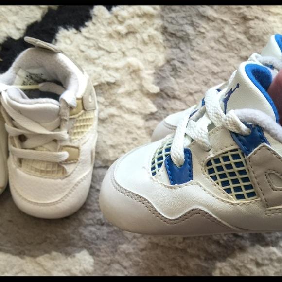 Baby Air Jordan Retro Soft Soles